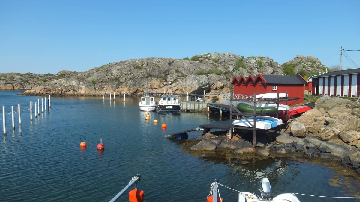 Gothenburg Archipelago Best Island